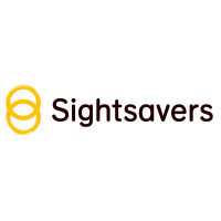 Link to https://www.sightsavers.org